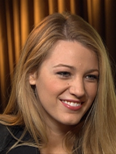 Blake Lively - Hair 'Should Look More Effortless'