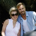 Britney Spears and boyfriend Jason Trawick look happy together in Sydney, Australia on November 14, 2009