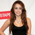 Miley Cyrus arrives for Disney's 2nd Annual Concert For Hope at the Nokia Theatre on October 25, 2009 in Los Angeles