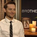 Tobey Maguire - My Weight Loss For 'Brothers' Was 'Intense'