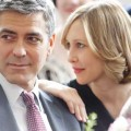 "George Clooney and Vera Farmiga in ""Up in the Air"""