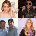 Top 10 Turkeys of 2009 &#8212; Miley Cyrus/Kanye West/Jon Gosselin &amp; Michael Lohan/Carrie Prejean