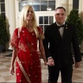 Michaele and Tareq Salahi arrive at the White House state dinner in Washington, D.C. on November 24, 2009