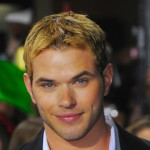 Kellan Lutz arrives at &#8216;The Twilight Saga: New Moon&#8217; premiere held at the Mann Village Theatre, LA, November 16, 2009