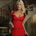 Heather Locklear on The CW's 'Melrose Place'