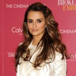 The lovely Penelope Cruz attends The Cinema Society & Calvin Klein screening of 'Broken Embraces' at the Crosby Street Hotel on November 17, 2009 in New York City