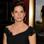 Sandra Bullock at &#8216;The Blind Side&#8217; premiere on November 17, 2009