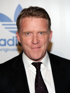 Anthony Michael Hall attends the adidas Originals By Originals David Beckham By James Bond Collection Launch, Los Angeles, September 30, 2009