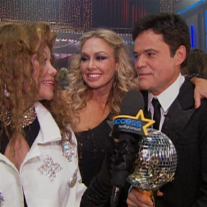 Donny Osmond Crowned 'Dancing' Champion (November 24, 2009)