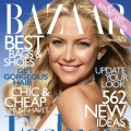 Kate Hudson graces the cover of the January 2010 issue of Harper&#8217;s Bazaar
