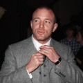 Guy Ritchie attends the world premiere after party of Sherlock Holmes held at Number 1 Mayfair, London, December 14, 2009