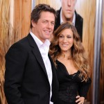 Hugh Grant and Sarah Jessica Parker attend the premiere of 'Did You Hear About the Morgans?' at Ziegfeld Theatre, NYC, December 14, 2009