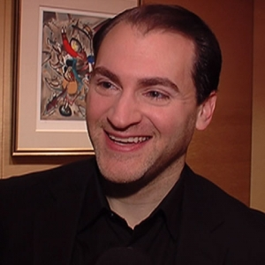 2010 Golden Globe Nominations: Michael Stuhlbarg - 'I Am So Grateful'