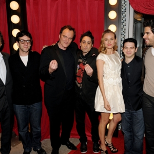 'Inglourious Basterds,' DVD Release Party