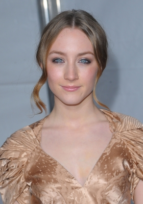 Saoirse Ronan arrives at the premiere of Paramount Pictures' 'The Lovely Bones' at Grauman's Chinese Theatr, Hollywood, December 7, 2009
