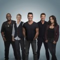 The judges (and Ryan) from &#8216;American Idol&#8217; Season 9: Simon Cowell, Ellen DeGeneres, Randy Jackson, Ryan Seacrest, Kara GioGuardi, 2010