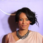 Mel B hits the red carpet at NBC's TCA party to promote her new roll as the host of 'Dance Your A** Off,' Pasadena, Jan. 10, 2010