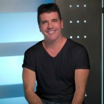 Simon Cowell poses for his 'American Idol' Season 9 cast shot, 2010