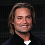 Josh Holloway speaks onstage at the ABC 'Lost' Q&A portion of the 2010 Winter TCA Tour day 4 at the Langham Hotel, Pasadena, January 12, 2010