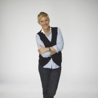 Ellen DeGeneres poses in a promo photo for 'American Idol' Season 9, 2010