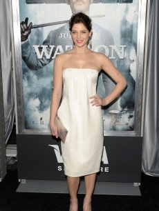 Ashley Greene attends the premiere of 'Sherlock Holmes' at the Alice Tully Hall, Lincoln Center on December 17, 2009 in New York City