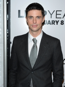 Matthew Goode attends the premiere of 'Leap Year' at Directors Guild Theatre, NYC, January 6, 2010