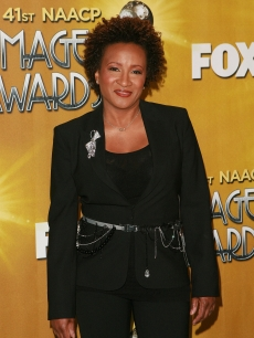 Wanda Sykes on Jan. 6, 2010 at the NAACP Image Award Nominations