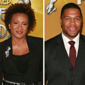 Wanda Sykes &amp; Michael Strahan &#8216;Honored&#8217; Over 41st NAACP Image Award Nominations
