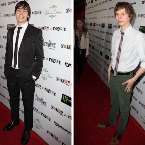 Michael Cera's 'Youth In Revolt' Premiere, Los Angeles