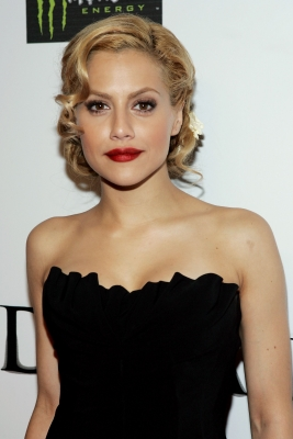 Brittany Murphy dazzles at the AFI Fest 2006 after party for 'The Dead Girl' premiere in LA on November 7, 2006
