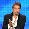 Al Pacino of &#8216;You Don&#8217;t Know Jack&#8217; speaks during the HBO portion of the 2010 Television Critics Association Press Tour at the Langham Hotel, Pasadena, January 14, 2010