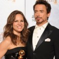 2010 Golden Globes: Backstage With Robert Downey Jr.