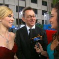 Dish Of Salt: 2010 Golden Globes - Michael Emerson & Carrie Preston - What Will You Do After The Globes?