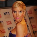 Heather Mills arrives at the National Television Awards held at O2 Arena, London, January 20, 2010