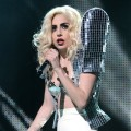 Lady Gaga sparkles in concert at Radio City Music Hall in New York City on Wednesday, Jan. 20, 2010.