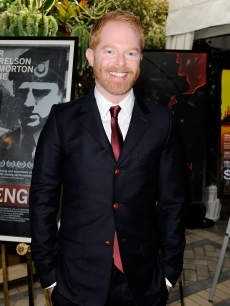 Jesse Tyler Ferguson from &#8216;Modern Family&#8217; arrives at the Tenth Annual AFI Awards 2009 held at Four Seasons Beverly Hills on January 15, 2010