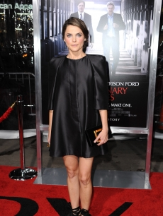 Keri Russell arrives at the premiere Of CBS Films&#8217; &#8216;Extraordinary Measures&#8217; on January 19, 2010 in Hollywood, California