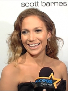Jennifer Lopez On Razzing Jay & Conan; And Guest Starring On 'Glee'