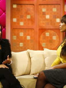 Wendy Williams interviews Snooki from 'Jersey Shore,' Jan. 21, 2010