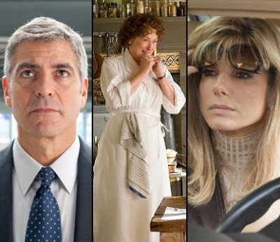 'Up In The Air'/'Julie & Julia'/'The Blind Side'