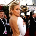 Kate Hudson arrives at the 16th Annual Screen Actors Guild Awards held at the Shrine Auditorium, Los Angeles, January 23, 2010