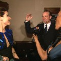 Backstage At The 2010 SAG Awards: Jesse James Mesmerized By Sandra Bullock's 'Super Booty'