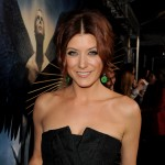 Kate Walsh arrives at the premiere of Screen Gems' 'Legion'