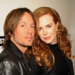 Keith Urban and Nicole Kidman pose together at the 'Hope for Haiti Now: A Global Benefit for Earthquake Relief' event in Los Angeles, Calif. on January 22, 2010