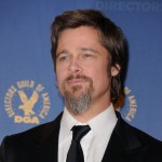 Brad Pitt at the 62nd Annual Directors Guild Of America Awards at the Hyatt Regency Century Plaza on January 30, 2010 in Century City, Calif.