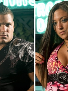 'Jersey Shore' stars Ronnie Magro and Sammi 'Sweetheart' Giancola