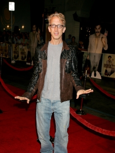 Andy Dick steps out at the premiere of 'Borat' in LA on October 23, 2006