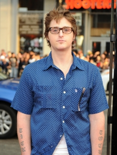 Cameron Douglas arrives for the world premiere of 'Ghosts of Girlfriends Past' at the Grauman's Chinese Theater in Hollywood, California, on April 27, 2009