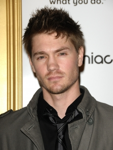 Chad Michael Murray attends the 1st annual Data Awards at Hollywood Palladium, LA, January 28, 2010