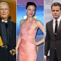 Clint Eastwood, Maggie Gyllenhaal, Chris Pine
